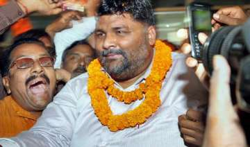 pappu yadav continues fast to support hazare -...