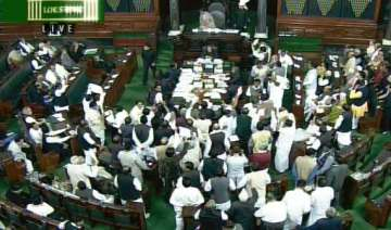 parliament deadlocked for 8th day over fdi issue...