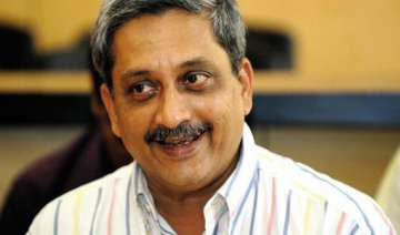 parrikar gets clean chit from ec on poll code...