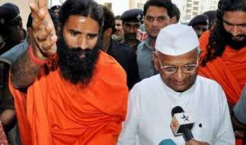 patch up bid by team anna to join ramdev protest...