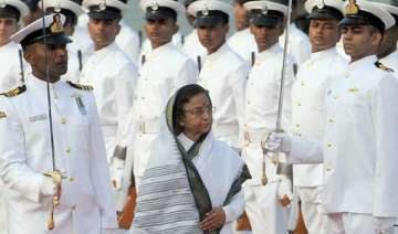 patil is first woman president to sail in warship...
