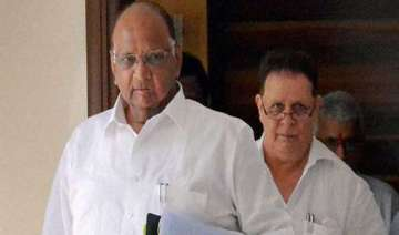 pawar sparks row with bogus voting remark...