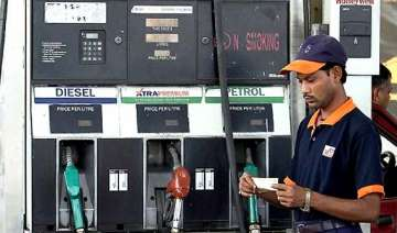 petrol price reduced by 95 paise per litre -...