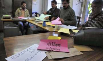 polling put off in himachal s kinnaur - India TV