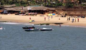 popular goa beaches unfit for swimming - India TV
