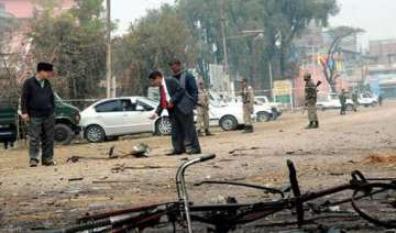powerful bomb explodes in interior manipur...