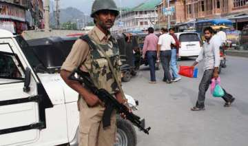 powerful explosion partially damages govt...
