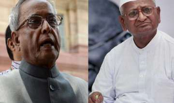 pranab better than other upa ministers says anna...