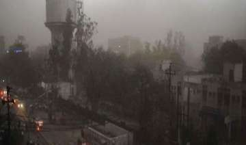 pre monsoon showers dip temperatures in mp -...