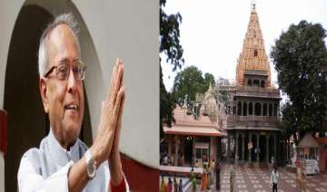 president pranab mukherjee to pay obeisance at...