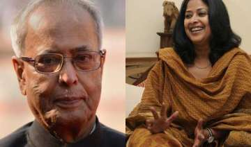 president pranab s daughter joins protest against...