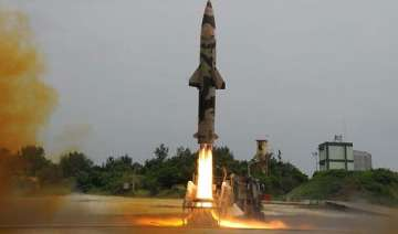nuclear capable prithvi ii missile test fired...