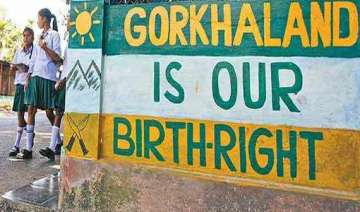 pro gorkhaland outfits form joint action...