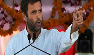 rss complains against rahul for linking it with...