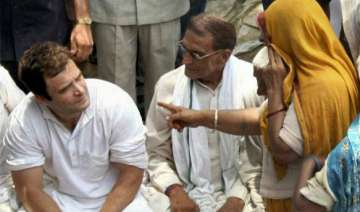 rahul winds up up padayatra returns to delhi -...
