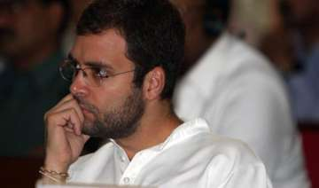rahul undertakes first visit of up after poll...