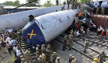 railways recorded derailment every 5th day during...