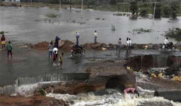 rains and floods ravage andhra pradesh odisha 51...