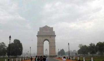 rains cool delhi cloudy day ahead - India TV