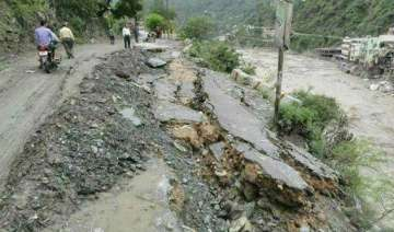 rains hit parts of uttarakhand relief operations...