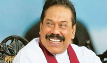 rajapaksa prays before balaji in tirupati - India...