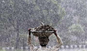 rajasthan receives light to moderate rainfall -...