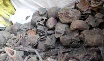remains of 1857 freedom fighters dug up in punjab...