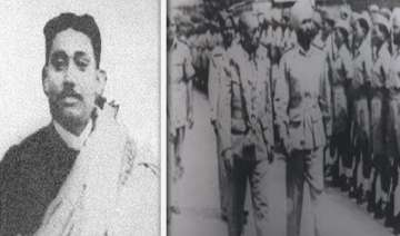 remembering heroes of indian freedom struggle...