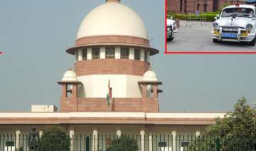 remove sirens from vehicles of vips sc - India TV