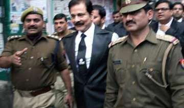 revealed sahara owner subrata roy s mother was at...