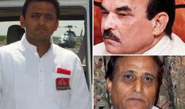 rift in sp as mulayam s son opposes d p yadav s...