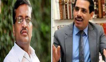 robert vadra s land deal was a sham sale says ias...