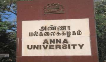 rs 150 cr for developing anna varsity...