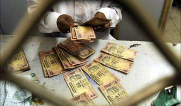 rupee slid further after passage of food security...