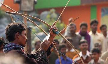sc holds arming of tribals as unconstitutional -...