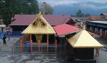 sabarimala temple purified after 35 year old...