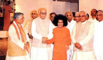 sai baba rightly predicted my release from prison...