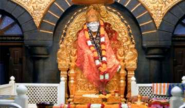 sai temple receives rs 5 cr in cash gold from...