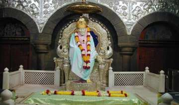saibaba temple receives rs 4.2 crore within 3...