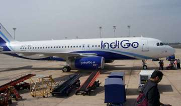 scare at lucknow airport plane comes close to...