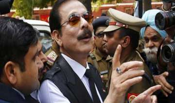 sending subrata roy to judicial custody illegal...