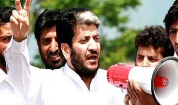 shabir shah says india trying to divert attention...