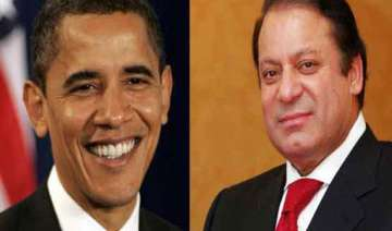sharif to meet obama today to raise drone and...