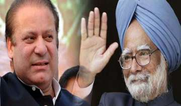 sharif s envoy meets pm - India TV