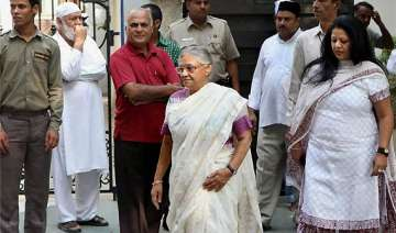 sheila dikshit admitted to hospital - India TV