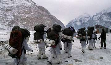siachen jawans were glued to satphones during wc...