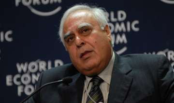 sibal accuses sad bjp of double standards on...