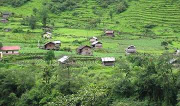 sikkim india s greenest state 47.3 percent land...