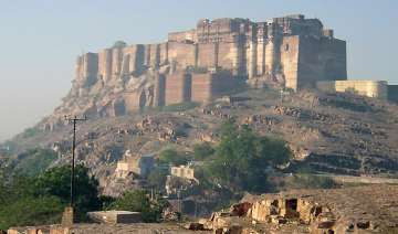 six rajasthan hill forts in unesco world heritage...