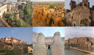 six rajasthan hill forts get world heritage site...